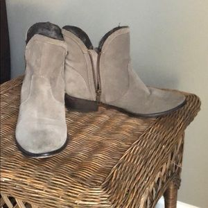 Seychelle faux fur lined boots